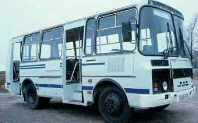 Автобус ПАЗ заказать или взять в аренду, цены, предложения компаний