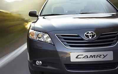 Автомобиль Toyota Camry заказать или взять в аренду, цены, предложения компаний