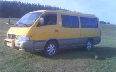 Автобус Ssang Yong Istana заказать или взять в аренду, цены, предложения компаний