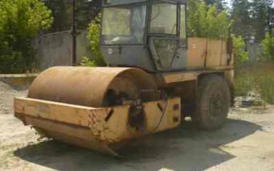 Дорожный каток РАСКАТ ДУ-85 заказать или взять в аренду, цены, предложения компаний