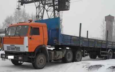 Длинномер КАМАЗ-ТЯГАЧ 65116 заказать или взять в аренду, цены, предложения компаний