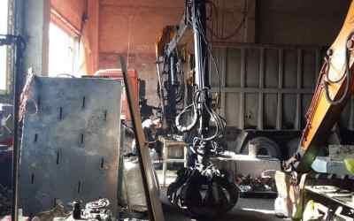 Ремонт ломовозов и грейферов оказываем услуги, компании по ремонту