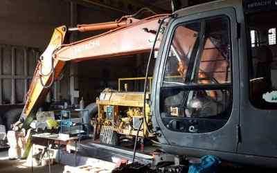 Ремонт гидромоторов и гидронасосов оказываем услуги, компании по ремонту