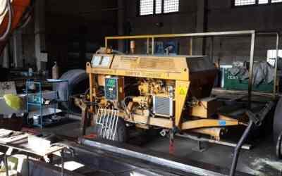 Ремонт стационарных бетононасосов оказываем услуги, компании по ремонту
