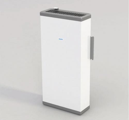 Приточный клапан VAKIO KIV для установки в квартиру
