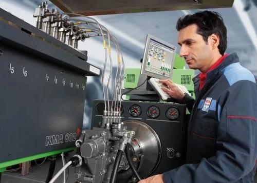 Кто занимается ремонтом дизельных двигателей