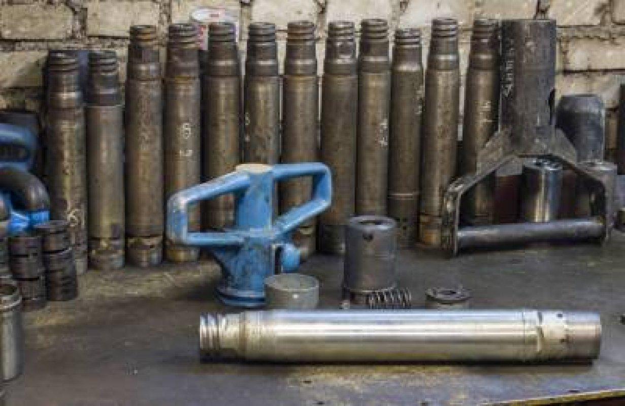 УДАРМАШ - ремонт отбойных молотков и бетоноломов оказываем услуги, компании по ремонту