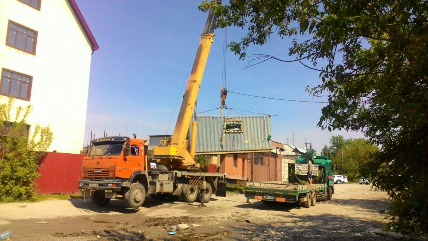 Перевозка контейнеров в Новокузнецке - Новокузнецк, цены, предложения специалистов