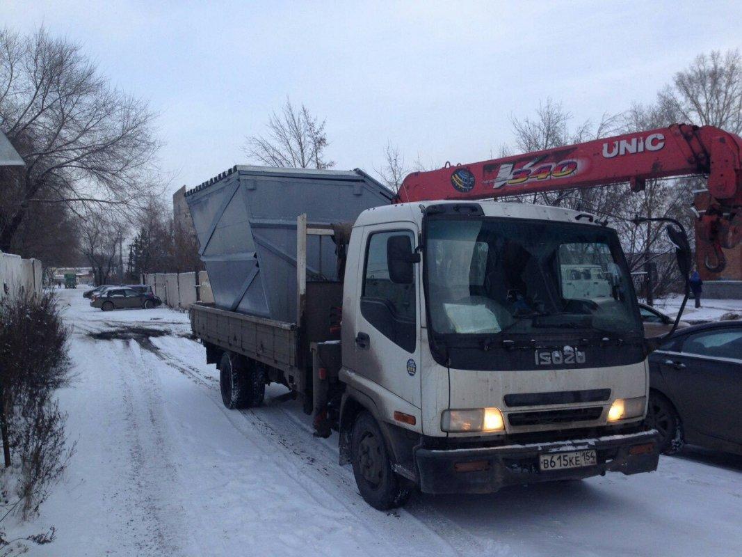 Услуги грузоперевозок - Новокузнецк, цены, предложения специалистов