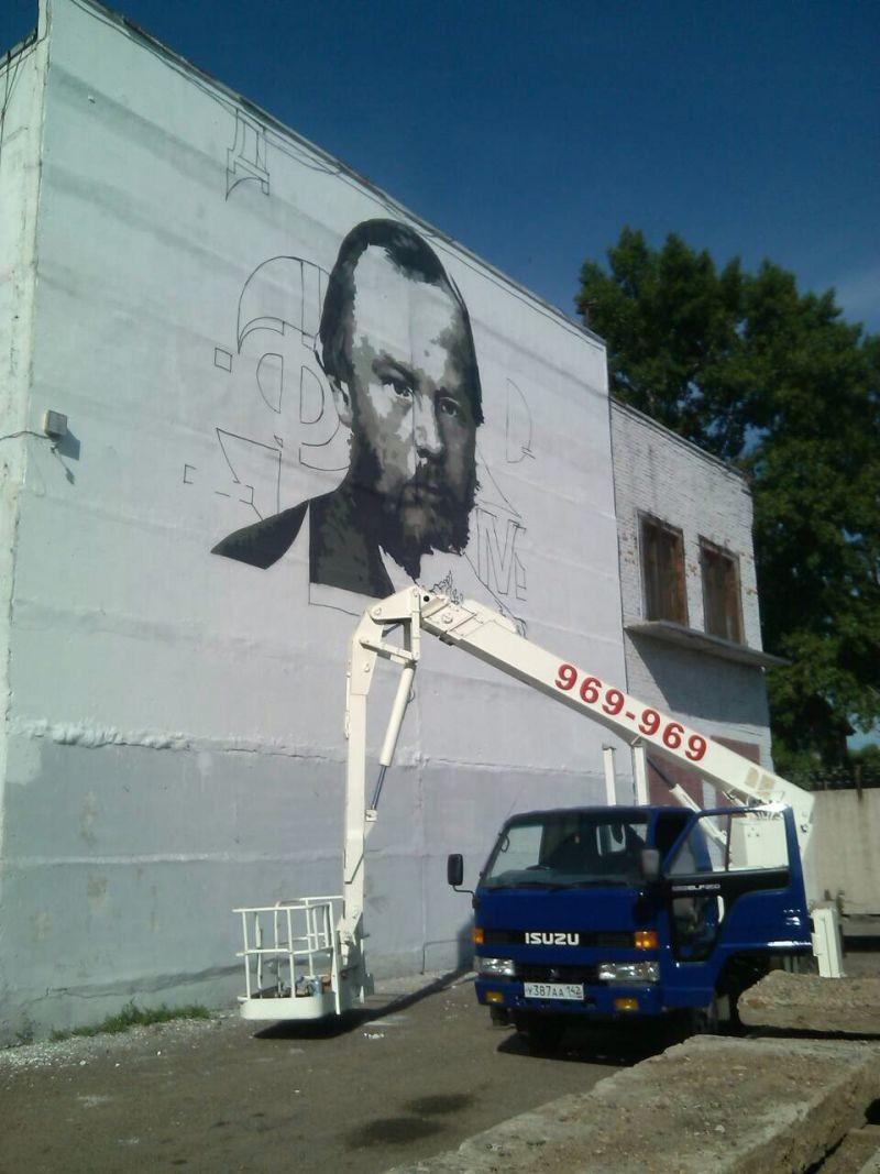 Услуги,аренда автовышки - Новокузнецк