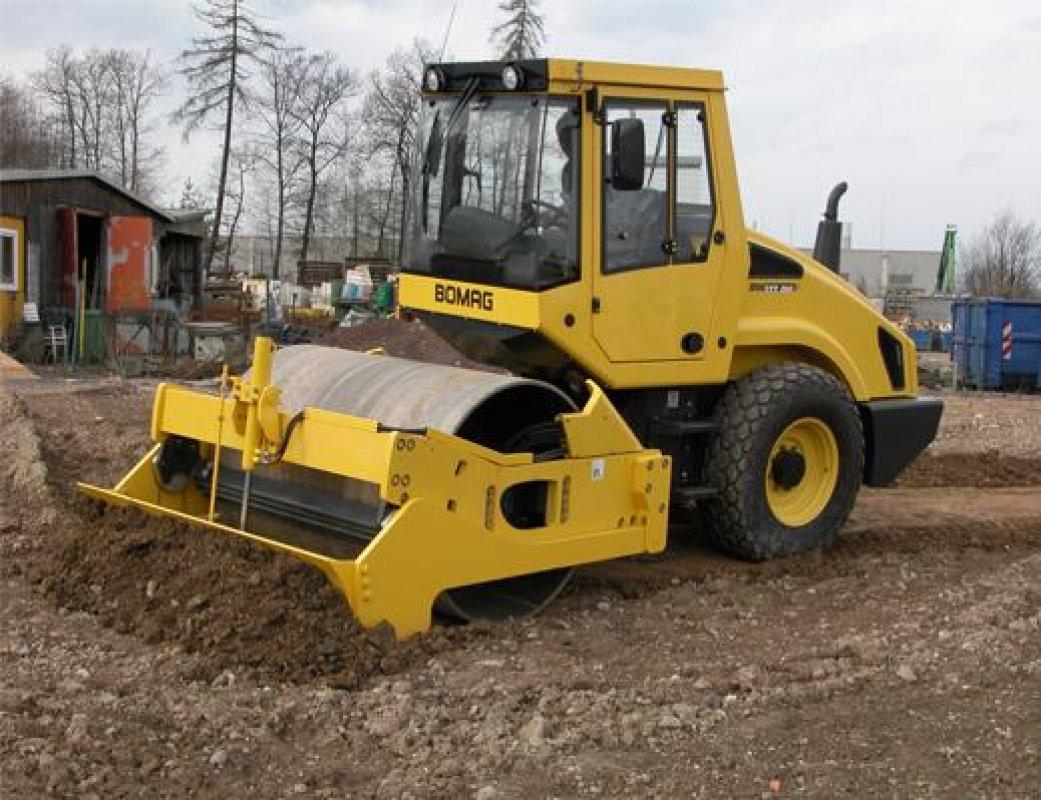 Каток Bomag BW177D заказать или взять в аренду, цены, предложения компаний