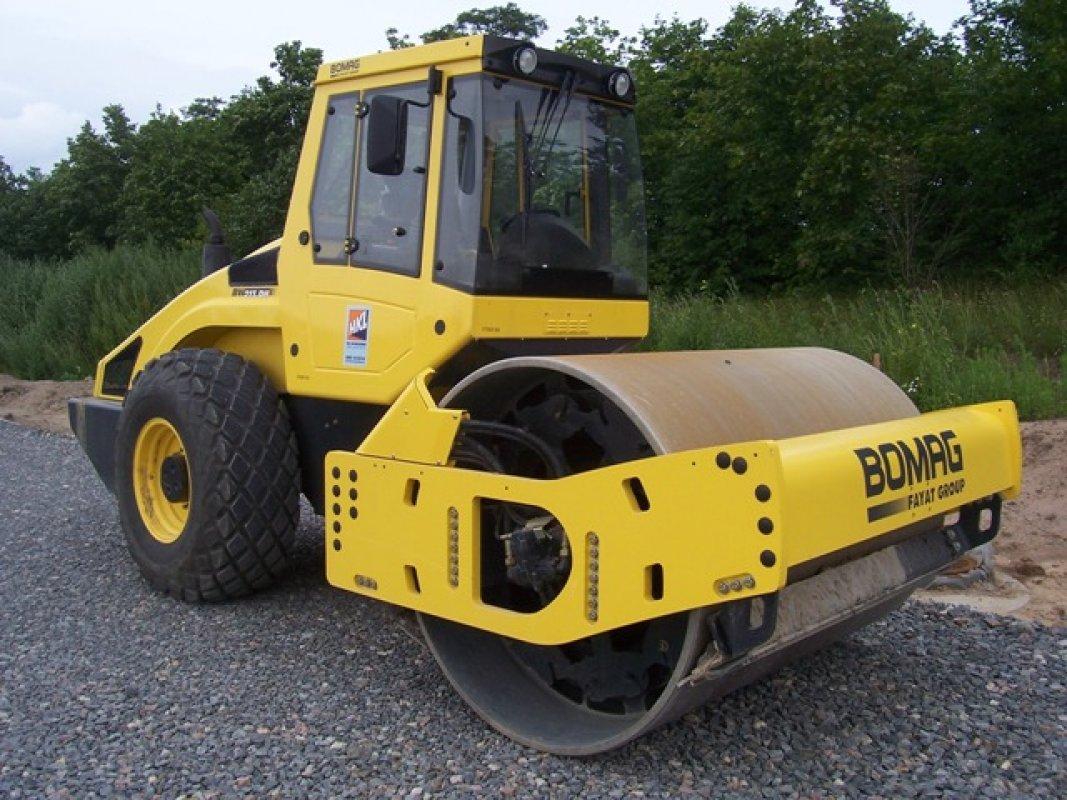 Каток BOMAG BW 211 заказать или взять в аренду, цены, предложения компаний