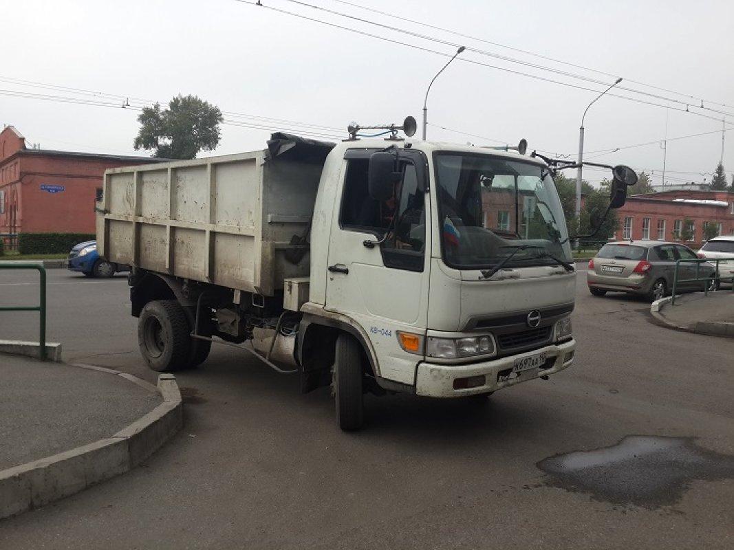 Перевозка щебня - Новокузнецк, цены, предложения специалистов