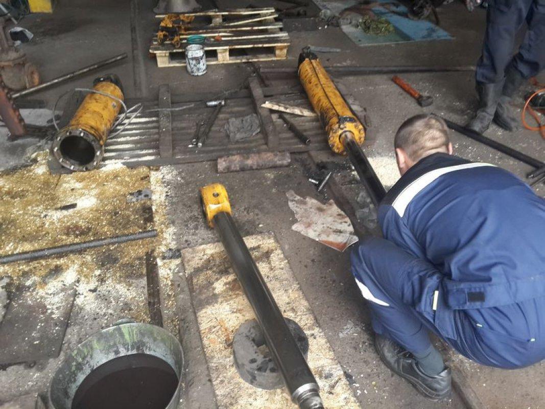 Ремонт гидроцилиндров спецтехники оказываем услуги, компании по ремонту