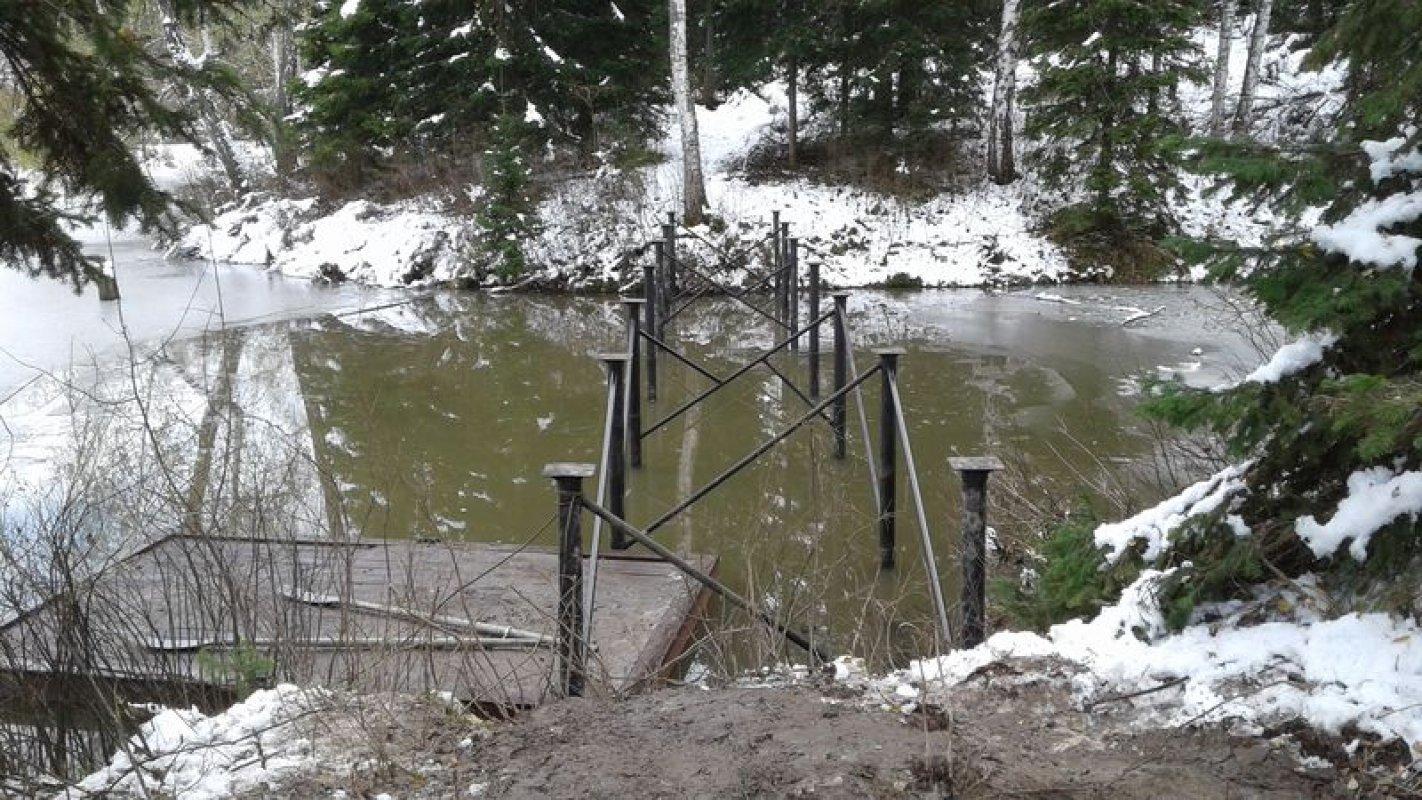 Винтовые сваи под мост через озеро - Новокузнецк, цены, предложения специалистов