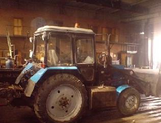 Фреза ДЭМ-121 на трактор МТЗ заказать или взять в аренду, цены, предложения компаний