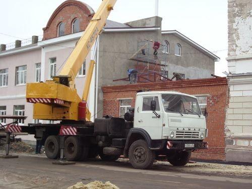 Аренда автокрана - Юрга