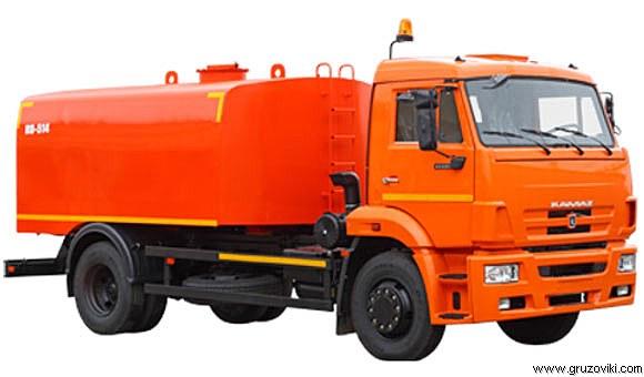 Каналопромывочная машина КАМАЗ КО-514 заказать или взять в аренду, цены, предложения компаний