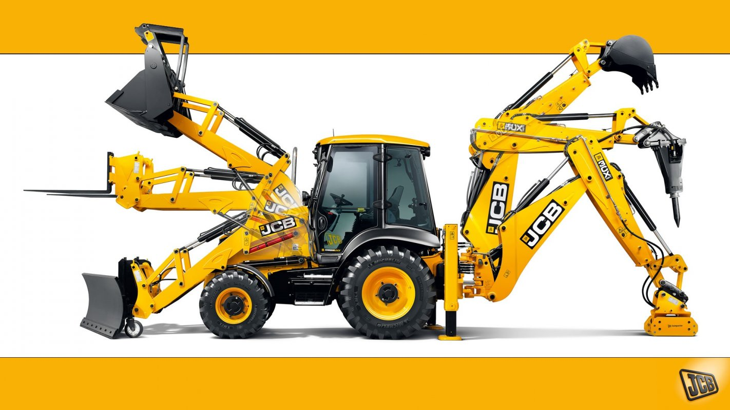 Трактор JCB 3CXC заказать или взять в аренду, цены, предложения компаний