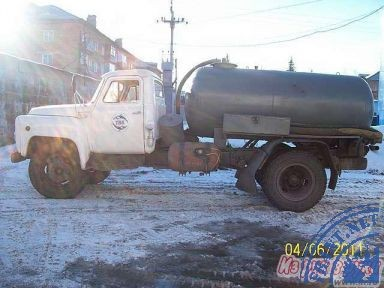 Услуги ассенизаторской машины - Новокузнецк