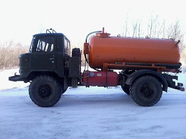 Откачка отходов - Новокузнецк