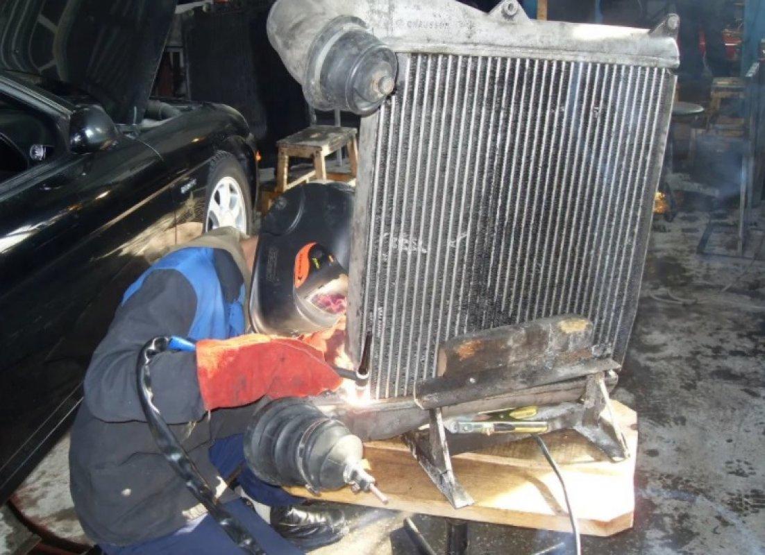 АргонПрофЦентр - ремонт всех видов радиаторов оказываем услуги, компании по ремонту
