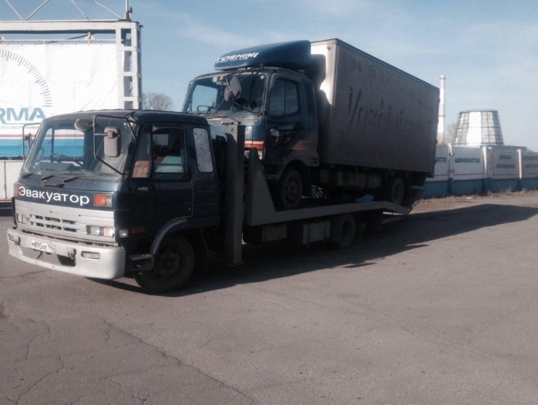 Буксировка спецтехники и неисправных грузовичков - Новокузнецк, цены, предложения специалистов