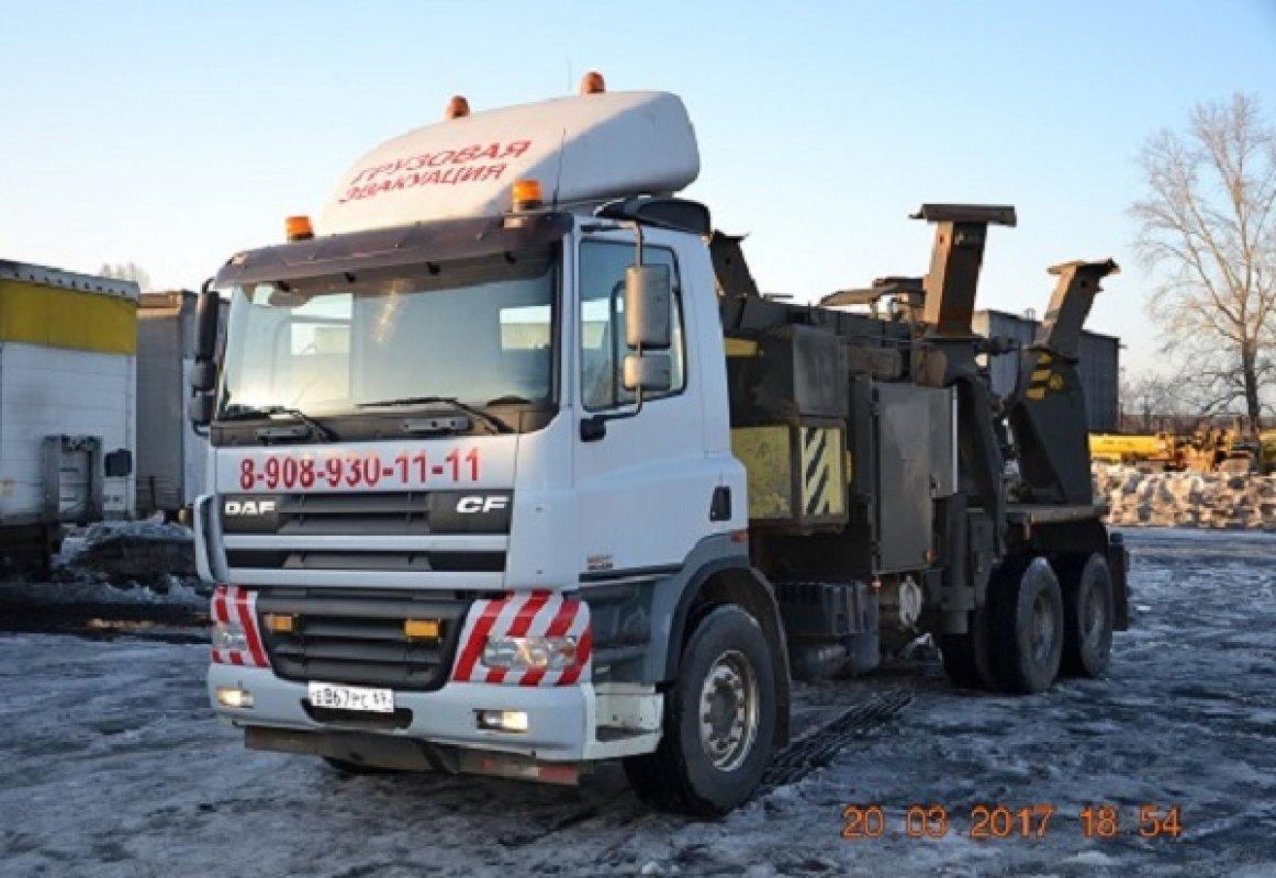 Эвакуация грузовых авто и автобусов - Новокузнецк, цены, предложения специалистов
