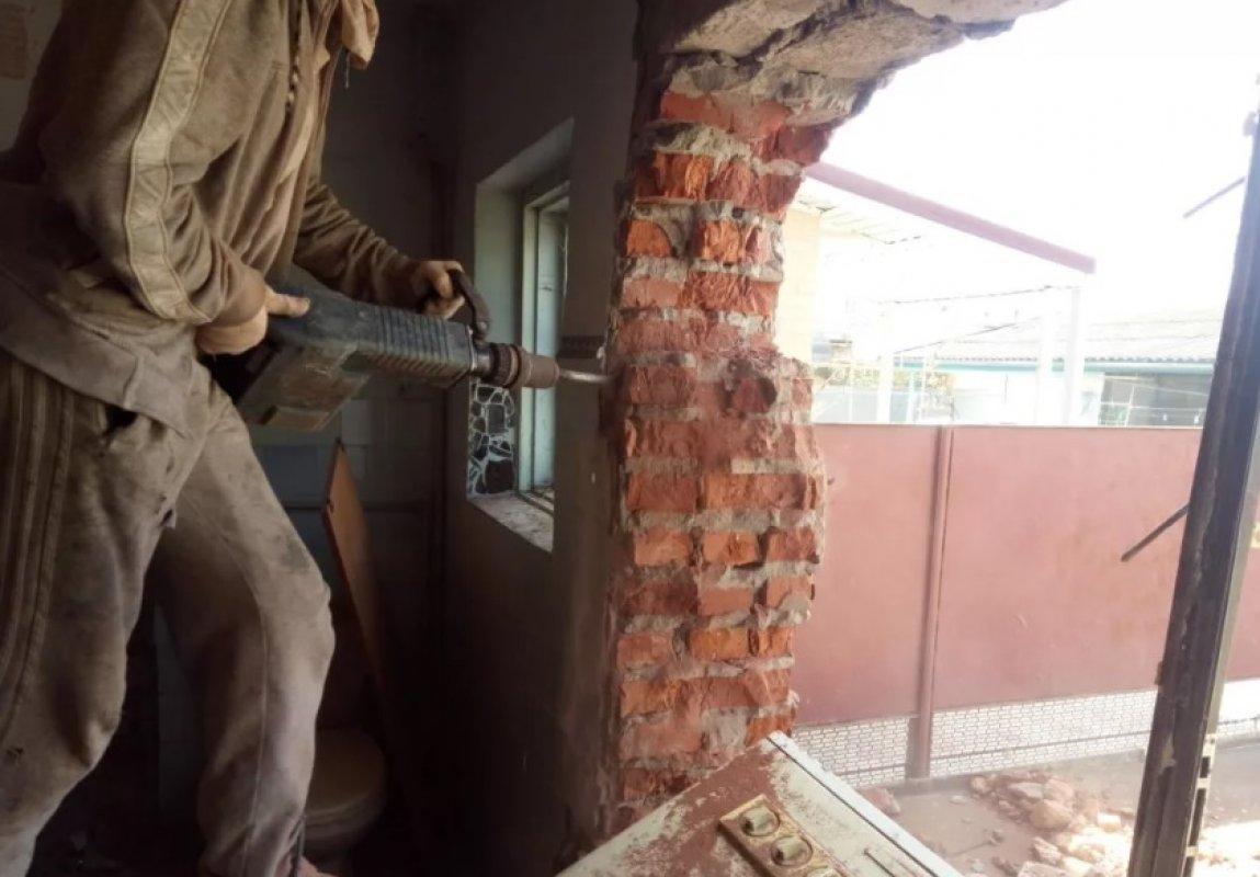 Демонтажные работы (бетон, кирпич), снос перегородок - Новокузнецк, цены, предложения специалистов
