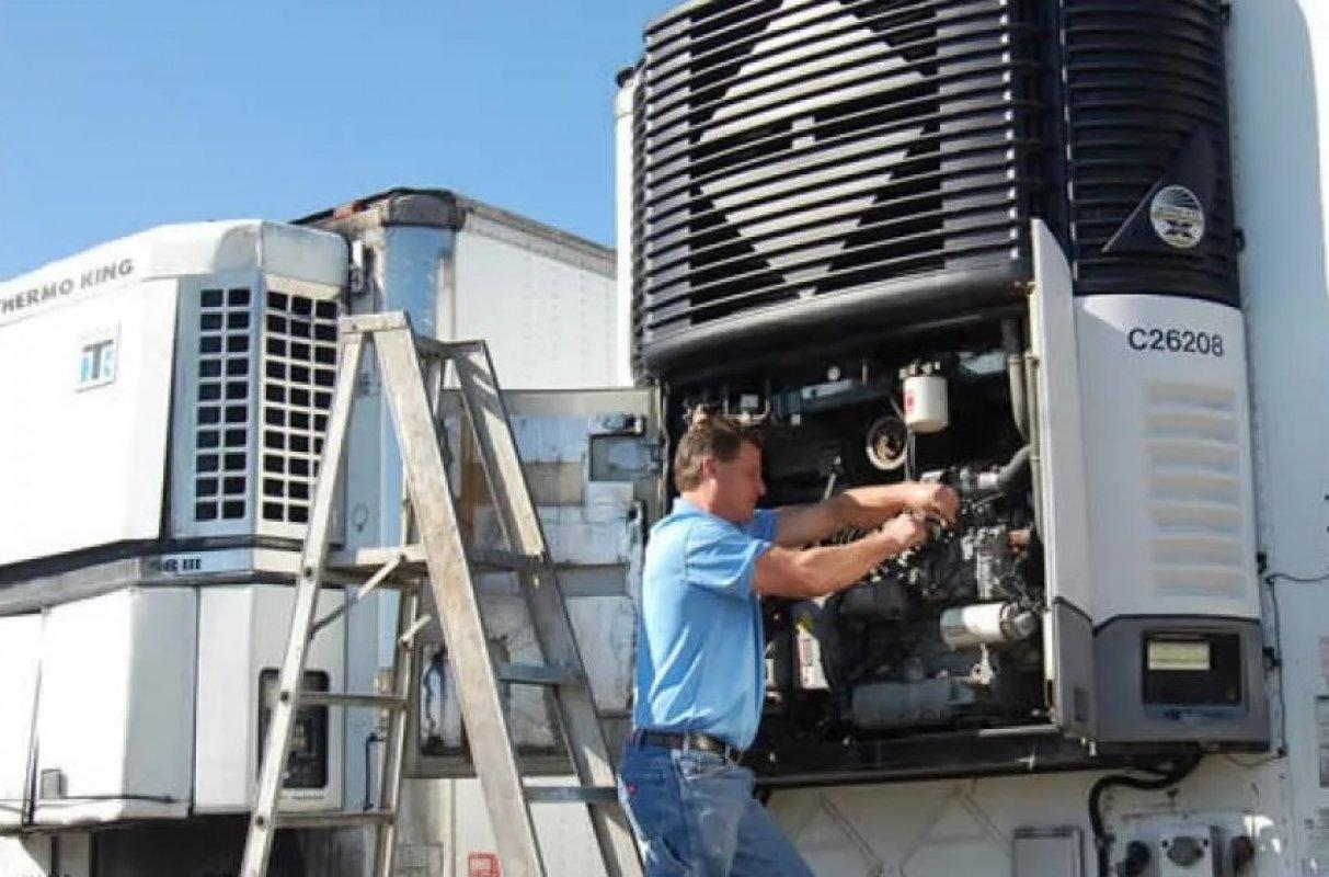 Комплексный ремонт рефрижераторных установок THERMO KING, Carrier оказываем услуги, компании по ремонту
