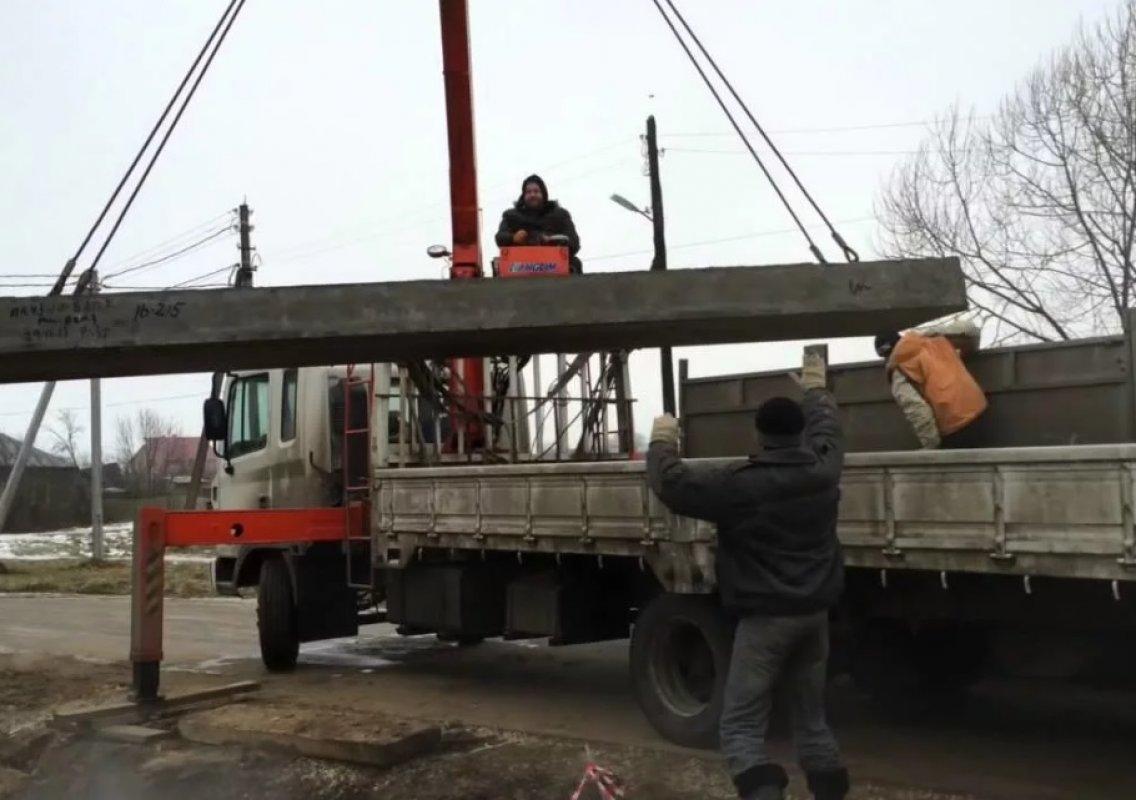 Перевозка бетонных панелей, плит и ЖБИ - Новокузнецк, цены, предложения специалистов