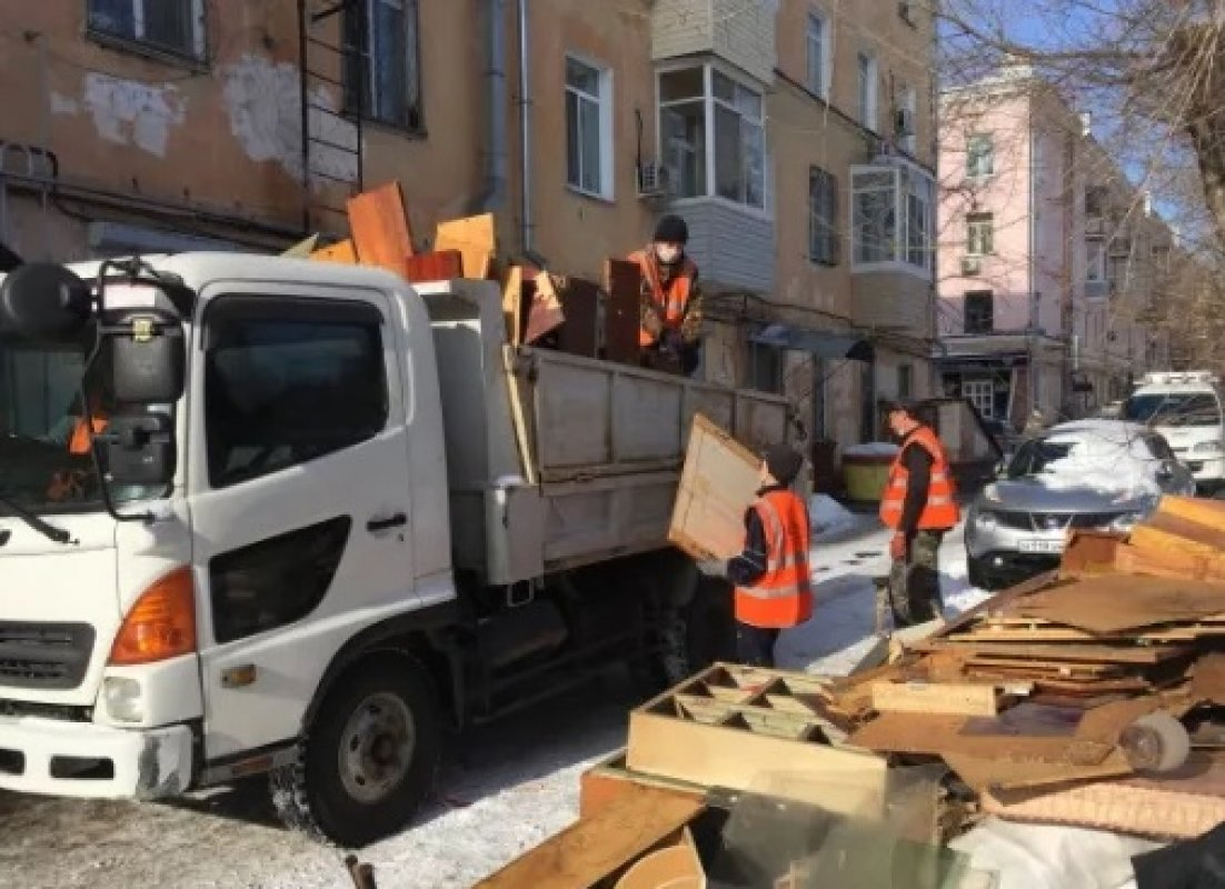 Прием заявок на вывоз строительного мусора. Диспетчерская - Кемерово, цены, предложения специалистов