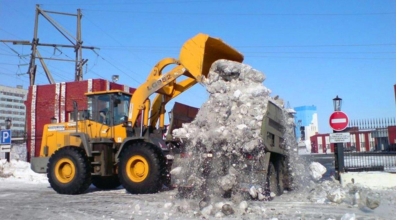 Уборка и вывоз снега - Новокузнецк, цены, предложения специалистов