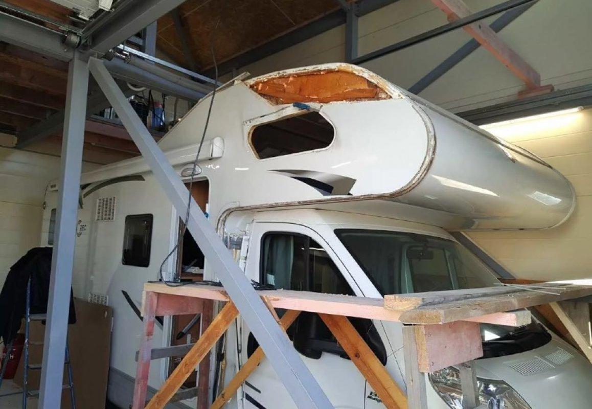 Ремонт автодомов, кемперов, прицепов. Кузовной ремонт и восстановление оказываем услуги, компании по ремонту