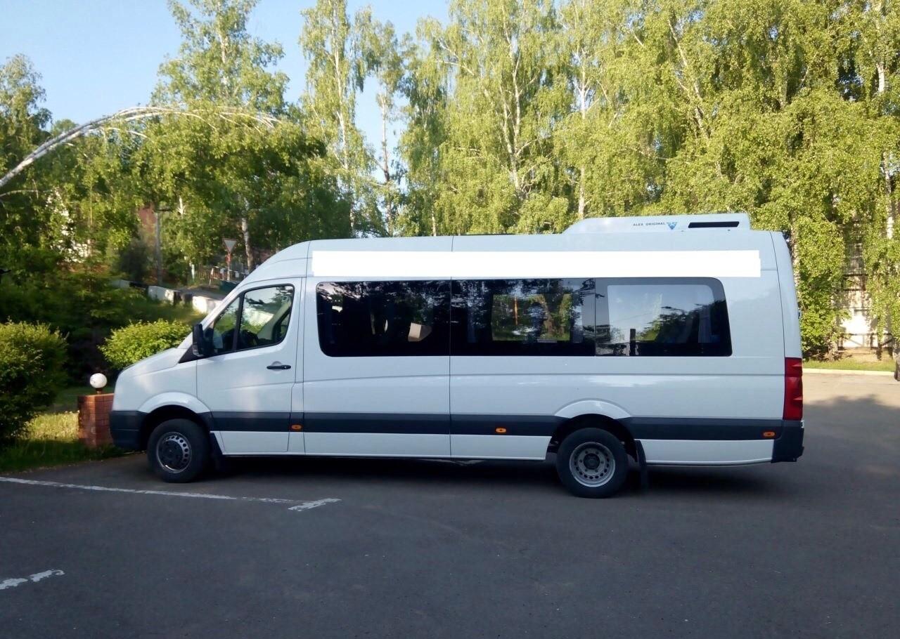 Заказ автобуса - Кемерово