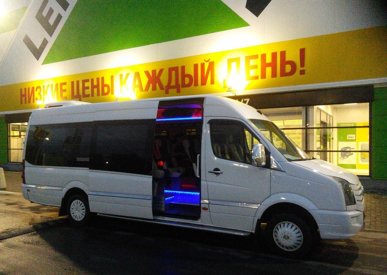 Заказ автобуса микроавтобуса 20 мест - Кемерово, цены, предложения специалистов