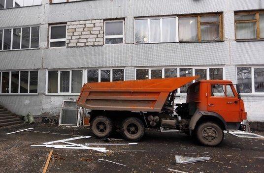 Услуги камаза Вывоз строительного мусора - Кемерово, цены, предложения специалистов