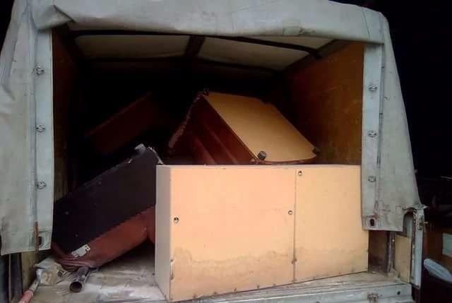 Вывоз старой мебели,диваны,шкаф,мусор строительный - Кемерово, цены, предложения специалистов