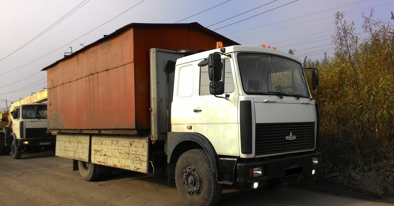 Перевозка гаражей - Новокузнецк, цены, предложения специалистов