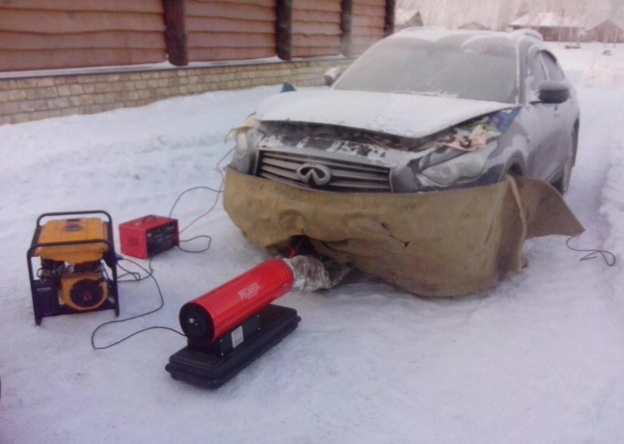 Бережный отогрев авто(автотеплоспас) - Новокузнецк, цены, предложения специалистов