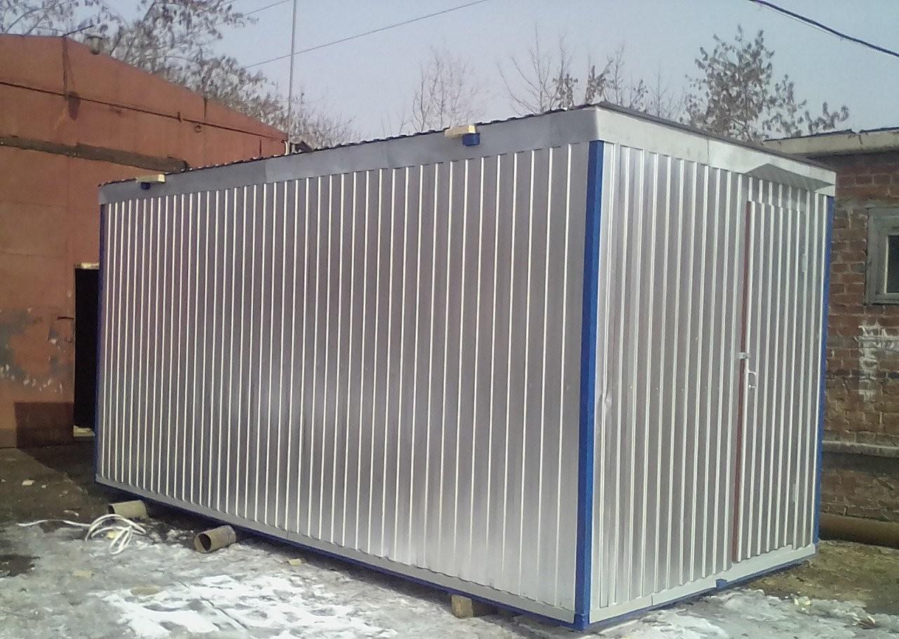 Аренда бытовки - Новокузнецк