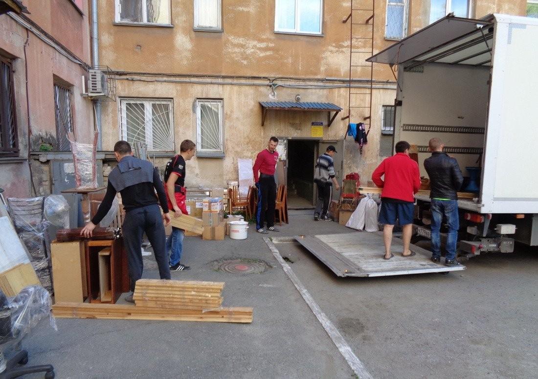 Переезды офисные и квартирные - Новокузнецк