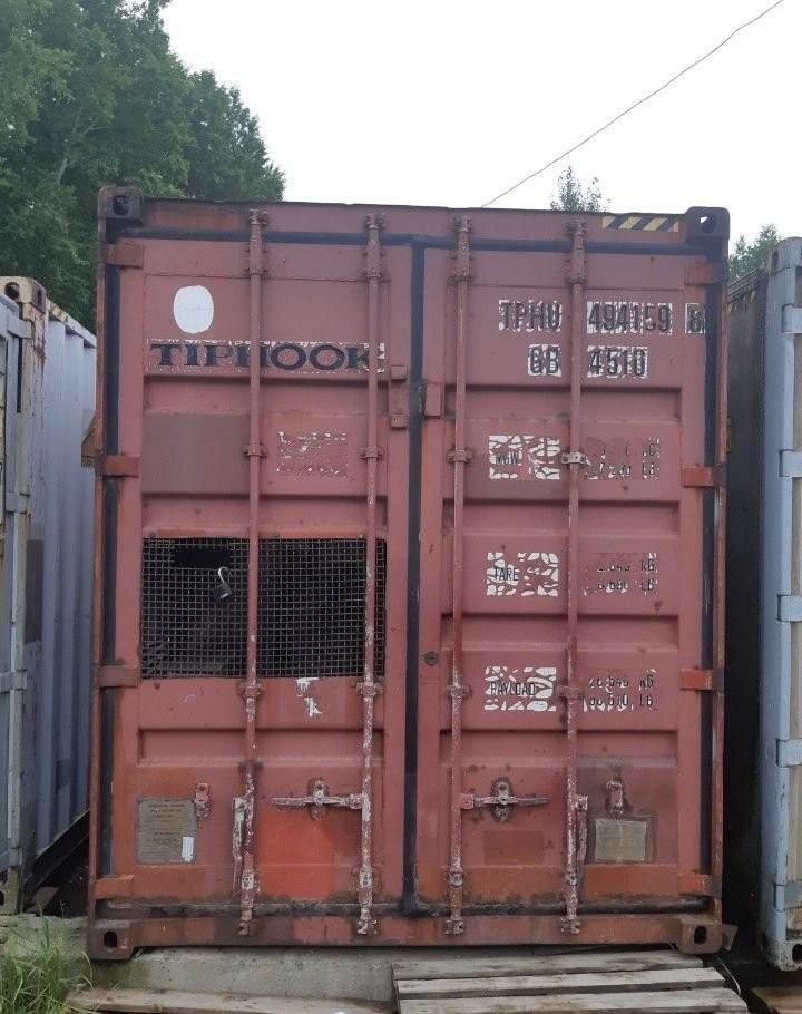 Аренда контейнера рефрежератор 40 футов - Кемерово