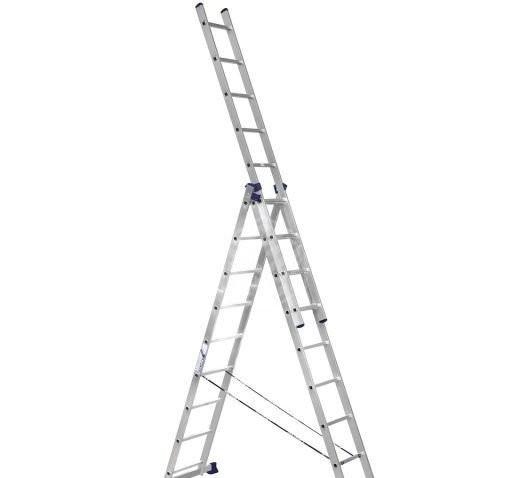 Аренда алюминиевой лестницы - Кемерово