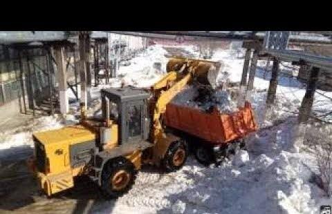 Уборка вывоз снега мусора - Новокузнецк, цены, предложения специалистов