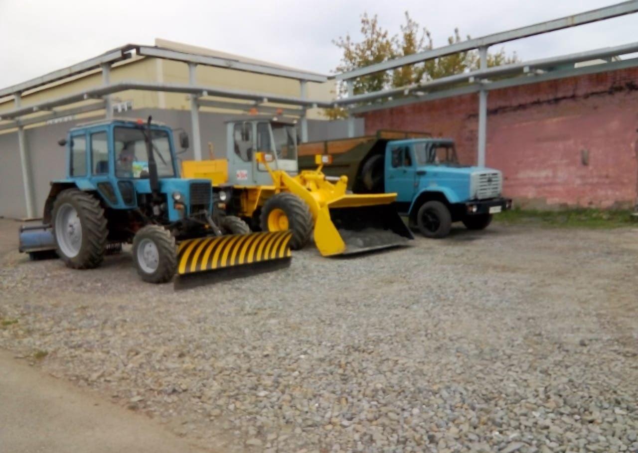Уборка и вывоз снега, грузоперевозки - Кемерово, цены, предложения специалистов