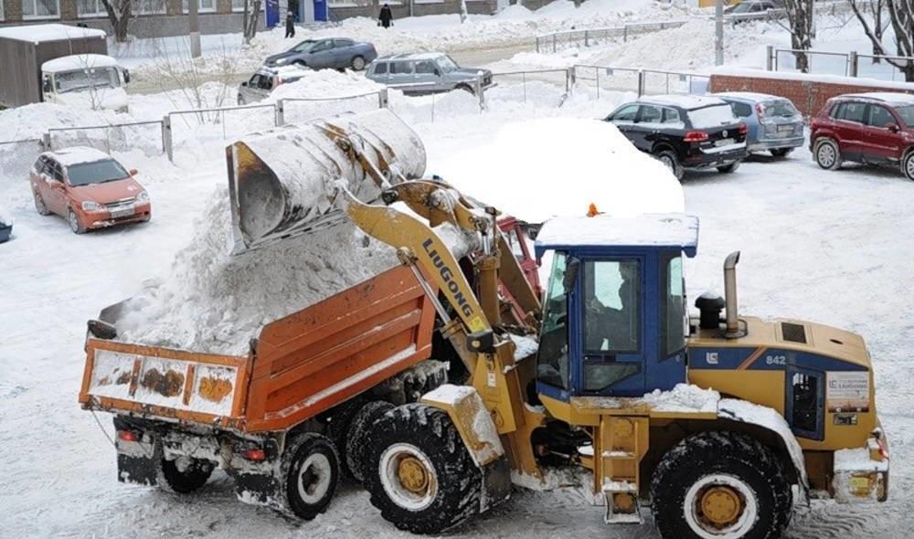 Уборка и вывоз снега - Кемерово, цены, предложения специалистов