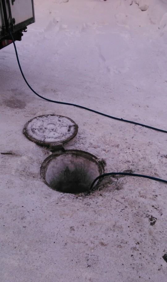 Чистка канализации, устранение засоров - Кемерово