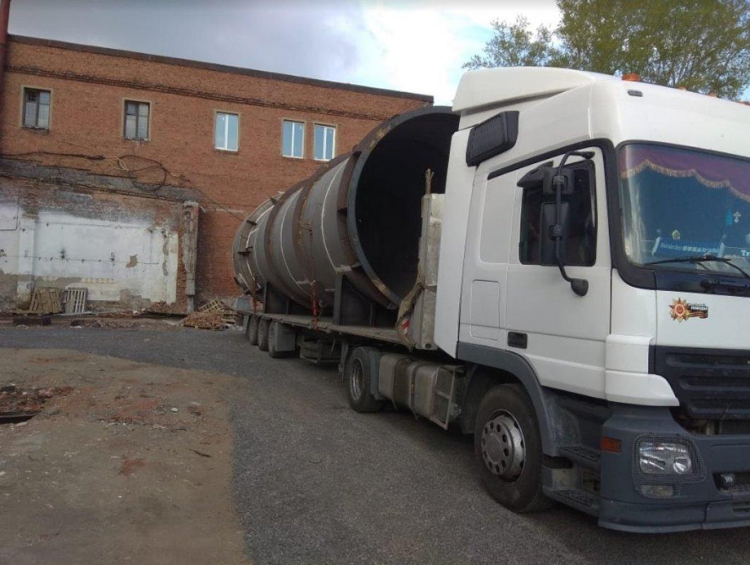 Перевозки негабаритных грузов, услуги тралов, сопровождение - Кемерово, цены, предложения специалистов
