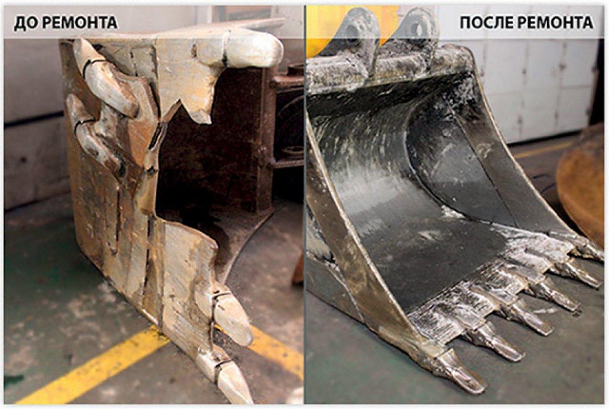 Ремонт ковшей/Ремонт навесного оборудования/Сварка оказываем услуги, компании по ремонту